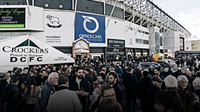 Early Opening Hours + Special Offers In Fans Park For QPR Clash