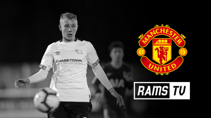 Watch U18s Take On Manchester United LIVE + FREE On RamsTV