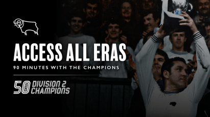 Access All Eras: 90 Minutes With The Champions