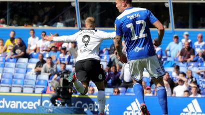 Waghorn Believes Rams Could Have Taken Three Points In Battle At St. Andrew's
