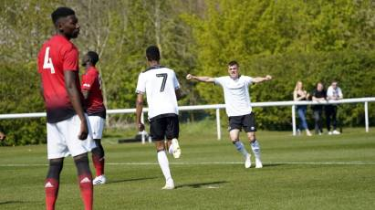 Derby County U18s 1-2 Manchester United U18s
