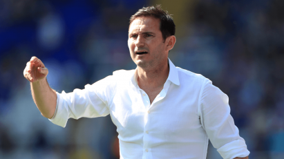 "Lampard: ""We Have Given Ourselves A Real Chance"""
