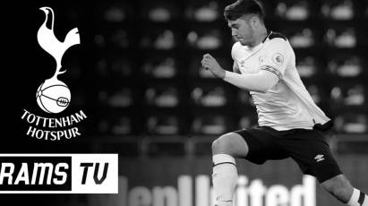 Watch Derby's Under-23s Take On Spurs For FREE On RamsTV