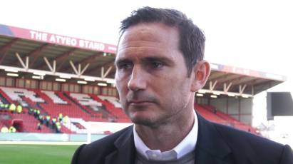 Lampard Praises Approach And Attitude Of Players Following Bristol City Win