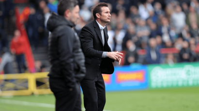 Lampard Calls For Focus Ahead Of Final Two Fixtures