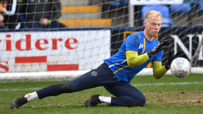 Loan Report: Mitchell Helps Shrewsbury To Point Against Coventry