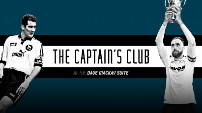 ClubDCFC Launch Captain's Club For 2019/20 At Pride Park