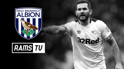 Derby Vs West Brom Available to Watch On RamsTV In Select Countries
