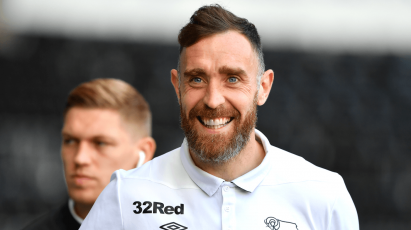 Keogh Fit To Face West Bromwich Albion This Afternoon