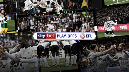 Derby To Face Leeds United In Play-Offs
