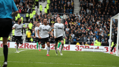 Derby County 3-1 West Bromwich Albion