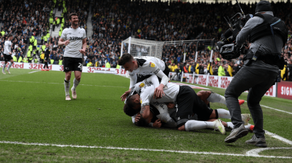 Relive Derby County's 3-1 Victory Over West Brom In Full