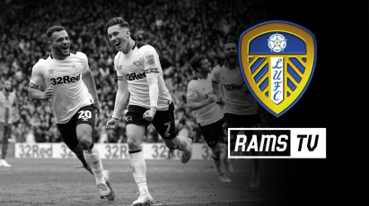 How To Follow Derby's Play-Off Semi-Final Second Leg Against Leeds On RamsTV