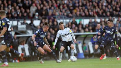 Derby County 0-1 Leeds United