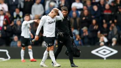 Waghorn A Doubt For Tonight's Game