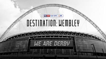 Derby County Book Their Place In Play-Off Final