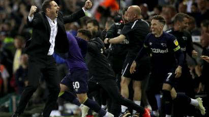 Relive Derby County's 4-3 Aggregate Win Over Leeds United