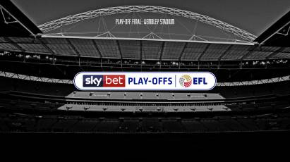Join Fellow Rams Fans For The Play-Off Final Back At Pride Park