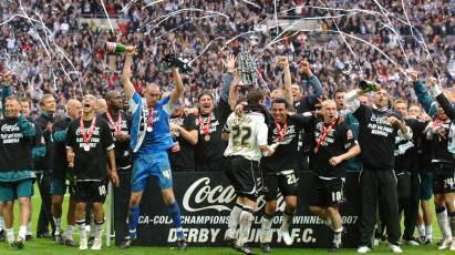Rams Classics: Derby County 1-0 West Brom - 28th May 2007