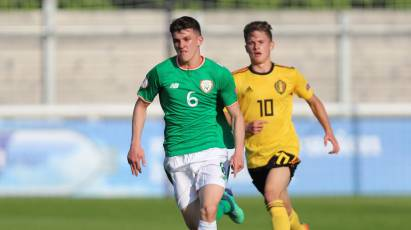 Knight Receives First Ireland Under-21 Call-Up