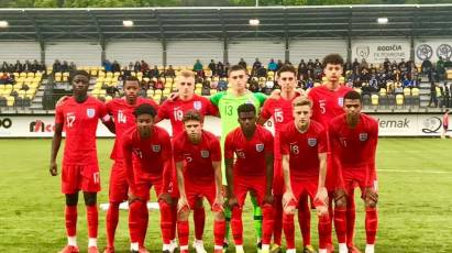 Sibley And Whittaker Start For Young Lions Against Slovakia