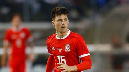 Babos Called-Up For Wales Under-21s Duty