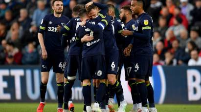 Keogh Compliments The Balance Of Derby's Squad