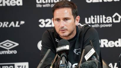 Lampard Addresses Media Ahead Of Play-Off Final