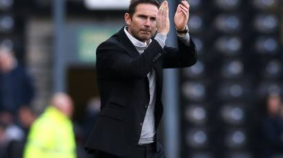 "Lampard: ""Thank You For Your Unbelievable Support"""