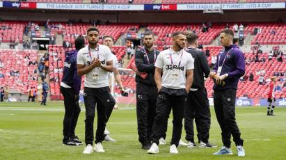 Two Changes For Rams For Play-Off Final Against Aston Villa