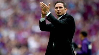 "Lampard: ""I Couldn't Ask For Any More Effort"""