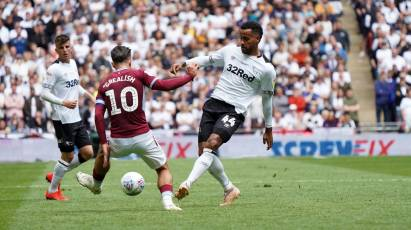 Huddlestone Hails 'Huge Strides' Made By The Rams