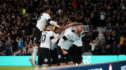 Relive Every Derby County Goal From The 2018/19 Season