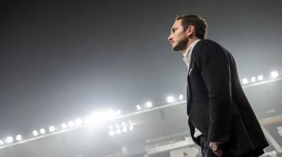 Lampard: A Year In Pictures