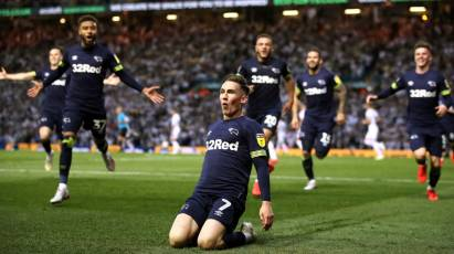 A Year Ago Today: Derby Make History And Reach The Championship Play-Off Final
