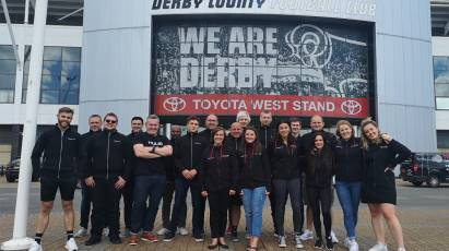 Derby Gear Up For Ramsterdam