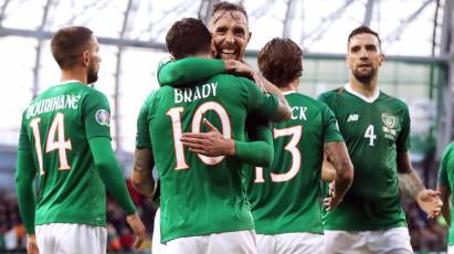 Keogh Named In Provisional Republic Of Ireland Squad