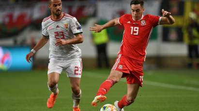 Lawrence Represents Wales In Latest Euro 2020 Qualifier