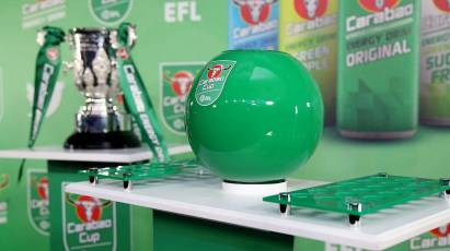 Rams To Discover Carabao Cup Opponents Tonight