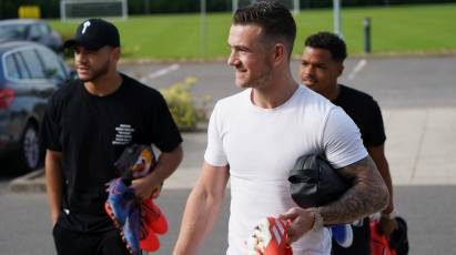 Derby County's Players Return For Pre-Season