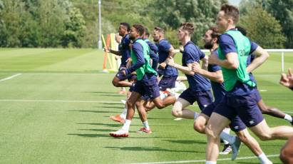 Pre-Season Day One - Afternoon Training