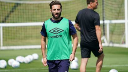 Shinnie Relishing Prospect Of Lining Up In 'Demanding' Championship