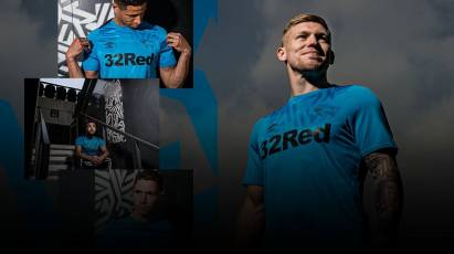 Derby County's 2019/20 Away Kit Revealed