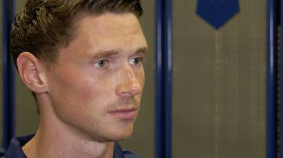 """Evans: """"Everyone Is Looking Forward To Getting The Season Going"""""""