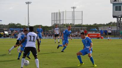 Marriott Brace Seals Victory In First Pre-Season Friendly