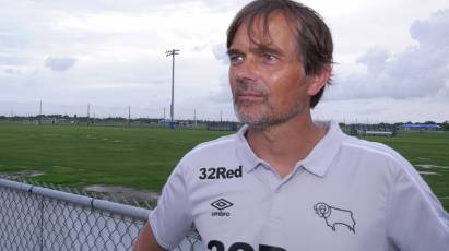 Cocu 'Satisfied' With First Pre-Season Test