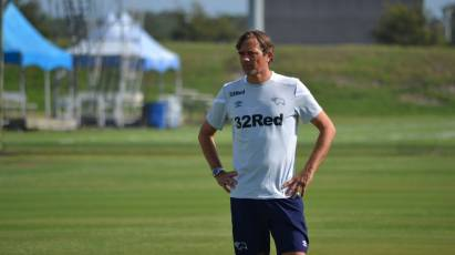 Cocu Pleased With Team Performance