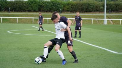 Under-18s Finish Pre-Season Campaign With Draw