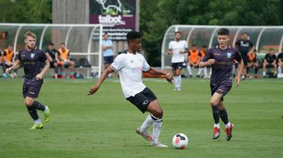 Under-23s Record First Pre-Season Victory