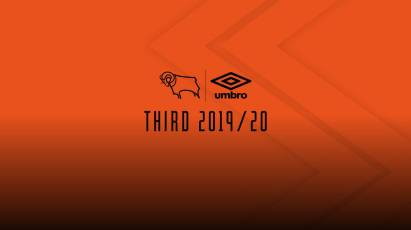 Third Kit To Be Revealed At Pride Park Against Girona
